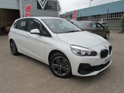 BMW 2 Series Active Tourer MPV 2.0 220d Sport Active Tourer Auto xDrive (s/s) 5dr