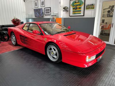 Ferrari Testarossa Coupe 4.9 2dr