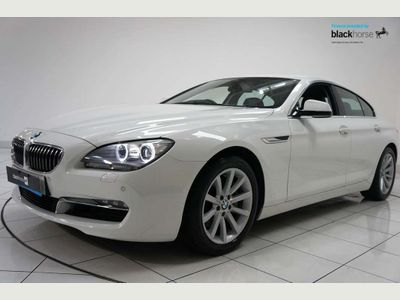 BMW 6 Series Gran Coupe Coupe 3.0 640d SE Gran Coupe Auto (s/s) 4dr