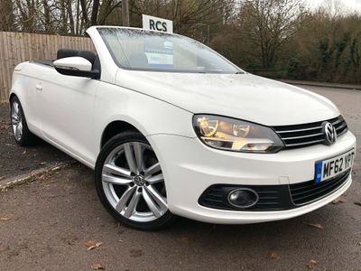 Volkswagen Eos Convertible 1.4 TSI Sport Cabriolet 2dr