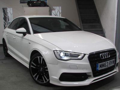 Audi A3 Saloon 1.4 TFSI CoD S line S Tronic (s/s) 4dr