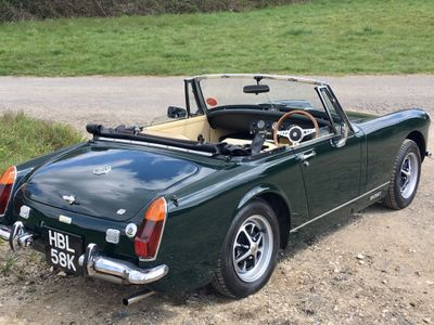 MG Midget Convertible 2dr