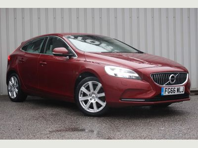 Volvo V40 Hatchback 1.5 T3 Inscription Auto (s/s) 5dr