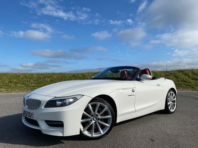 BMW Z4 Convertible 3.0 35is Sport DCT sDrive 2dr