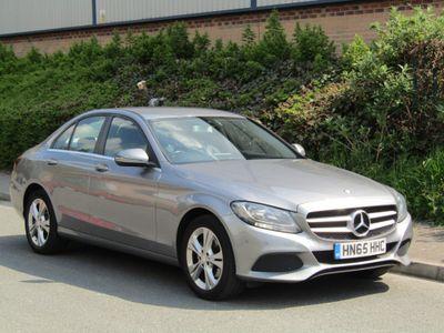 Mercedes-Benz C Class Saloon 1.6 C200d SE (s/s) 4dr