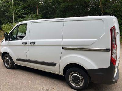 Ford Transit Custom Panel Van 2.2 TDCi 290 L1 H1 5dr