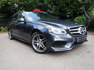 Mercedes-Benz E Class Estate 2.1 E250 CDI AMG Line (Premium) 7G-Tronic Plus 5dr