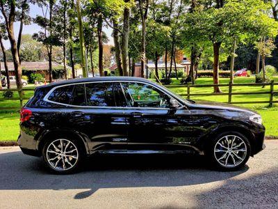 BMW X3 SUV 2.0 20d M Sport Auto xDrive (s/s) 5dr
