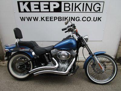 Harley-Davidson Softail Custom Cruiser 1450 FXSTI Standard