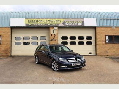 Mercedes-Benz C Class Estate 1.8 C250 BlueEFFICIENCY Sport Edition Edition 125 G-Tronic 5dr