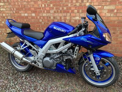 Suzuki SV1000S Sports Tourer 1000 K3-S
