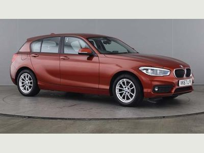 BMW 1 SERIES Hatchback 1.5 116d SE Sports Hatch Auto (s/s) 5dr