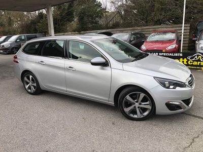 Peugeot 308 SW Estate 2.0 BlueHDi Allure EAT6 5dr