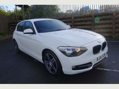 BMW 1 Series Hatchback 2.0 120d Sport Sports Hatch (s/s) 5dr