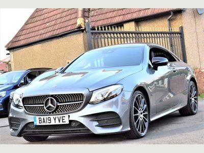 Mercedes-Benz E Class Coupe 2.0 E300 AMG Line G-Tronic+ (s/s) 2dr