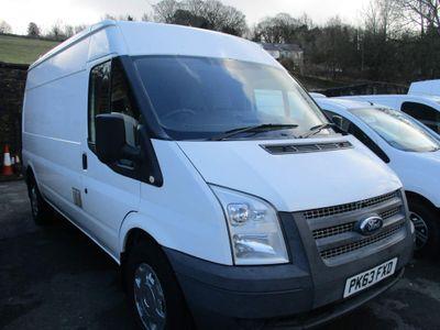Ford Transit Panel Van 2.2 TDCi 350 Medium Roof Van L 3dr (EU5, LWB)