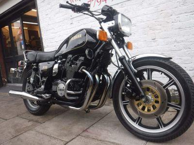 Yamaha XS1100 Unlisted