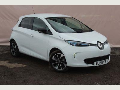 Renault Zoe Hatchback R110 41kWh Dynamique Nav Auto 5dr (Battery Lease)