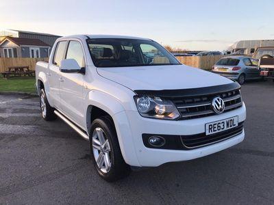 Volkswagen Amarok Pickup 2.0 BiTDI BlueMotion Tech Highline Per Pickup 4MOTION 4dr (3.17t)