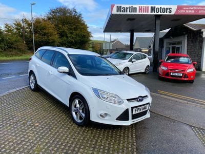 Ford Focus Estate 1.0T EcoBoost Titanium X (s/s) 5dr