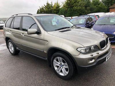 BMW X5 SUV 3.0 d SE 5dr