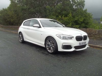 BMW 1 Series Hatchback 3.0 M135i Auto (s/s) 3dr