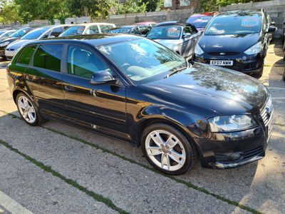 Audi A3 Hatchback 2.0 TD Sport Sportback 5dr