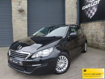 Peugeot 308 Hatchback 1.6 HDi Access 5dr