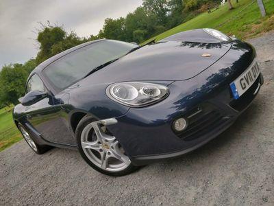 Porsche Cayman Coupe 2.9 987 2dr