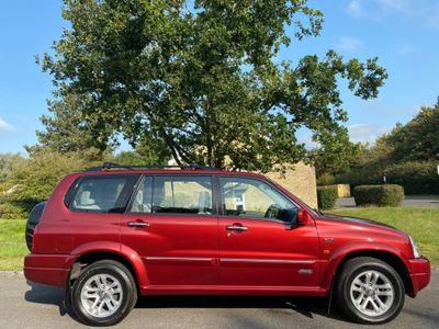 Suzuki Grand Vitara SUV 2.7 V6 24v XL-7 Estate 5dr (7 Seats)