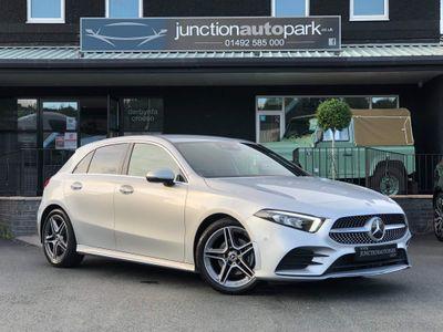 Mercedes-Benz A Class Hatchback 1.3 A200 AMG Line (Premium 2) 7G-DCT (s/s) 5dr