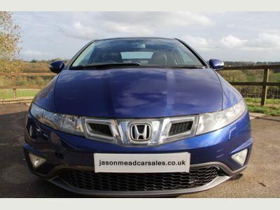 Honda Civic Hatchback 2.2 i-CTDi EX 5dr