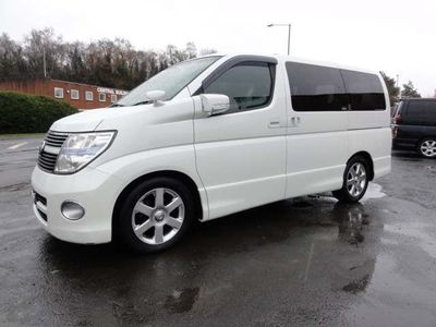 Nissan Elgrand MPV HIGHWAY STAR 57000 BIMTA CERTIFIED