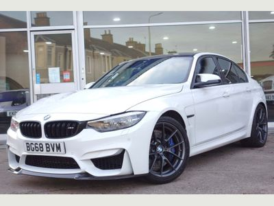 BMW M3 Saloon 3.0 BiTurbo CS DCT (s/s) 4dr
