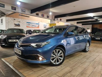 Toyota Auris Estate 1.8 VVT-h Excel Touring Sports CVT (s/s) 5dr