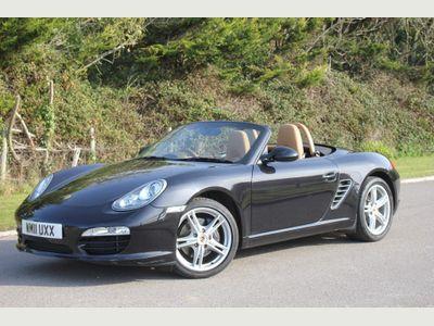 Porsche Boxster Convertible 2.9 987 2dr