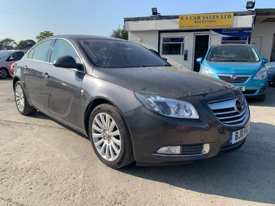 Vauxhall Insignia Hatchback 2.0 CDTi 16v Elite Nav 5dr