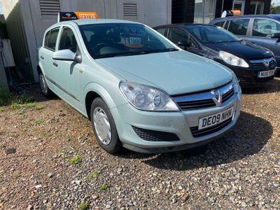 Vauxhall Astra Hatchback 1.8 VVT Life Auto 5dr AC