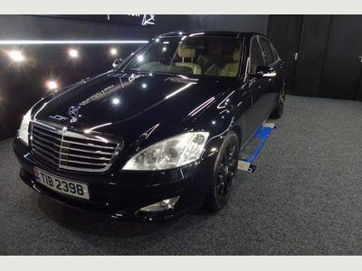 Mercedes-Benz S Class Limousine 5.5 S500 7G-Tronic 4dr