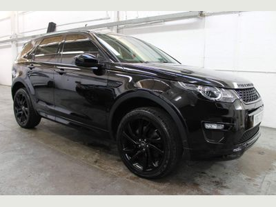 Land Rover Discovery Sport SUV 2.0 SD4 HSE Dynamic Lux Auto 4WD (s/s) 5dr