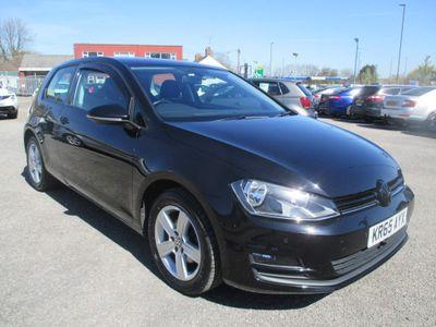 Volkswagen Golf Hatchback 1.6 TDI BlueMotion Tech Match (s/s) 3dr