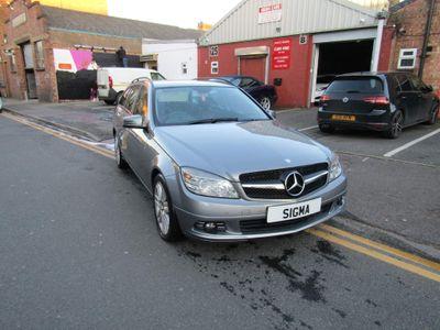 Mercedes-Benz C Class Estate 2.1 C220 CDI SE 5dr