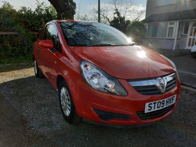 Vauxhall Corsa Hatchback 1.0 i 12v Life 3dr