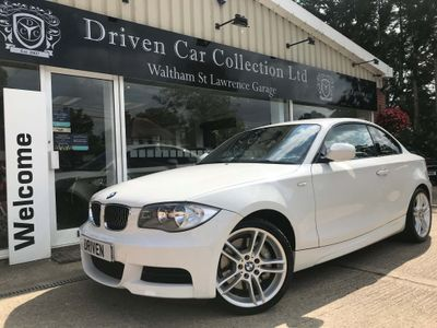 BMW 1 SERIES Coupe 3.0 135i M Sport 2dr
