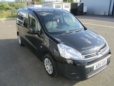 CITROEN BERLINGO Panel Van 1.6 e-HDi L1 625 LX Panel Van ETG6 5dr