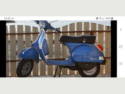 Piaggio Vespa PX Scooter 125