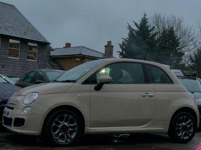 Fiat 500 Hatchback 1.2 S (s/s) 3dr