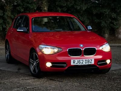 BMW 1 Series Hatchback 1.6 116i Sport Sports Hatch 5dr
