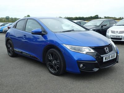 Honda Civic Hatchback 1.6 i-DTEC Sport (s/s) 5dr