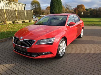 SKODA Superb Hatchback 1.4 TSI ACT SE L Executive (s/s) 5dr